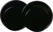Stove Burner Cover Set Black Stove Cook Top Electric Range Round Cover