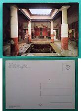 Stabiae - Villa dei Vasi di ossidiana - Frigidarium