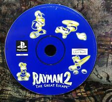 Play Station 1 Spiel PS1 Rayman 2 Great Escape  Spiel