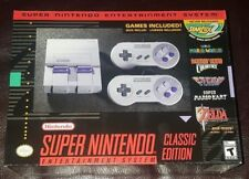 SNES Classic Edition Mini Super NES Nintendo Console Brand NEW!!