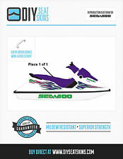 SP SPI XP SPX SEA DOO GRAPE / PURPLE Seat Skin Cover 92 93 94 95