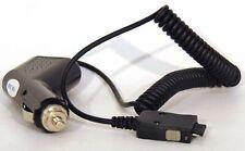 Mini USB In Car Charger for Samsung S400i D500 E350 X680 C120 Black 12V-24V
