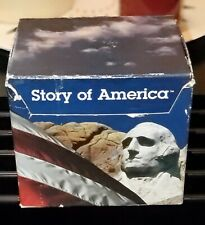 Story Of America Grolier Books History Photo Cards