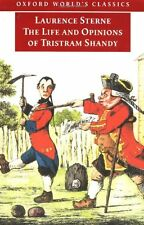 Tristram Shandy: Life and Opinions of Tristram Shandy, Gentleman (Oxford World'