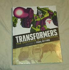 Transformers The Definitive G1 Collection Issue 9 Volume 10 (Brand new sealed)