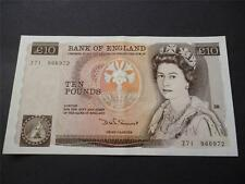More details for 1980 somerset £10 note in uncirculated condition, duggleby ref: b346. 1980 £10.