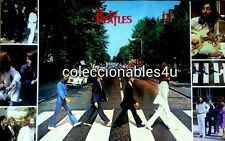 POSTER THE BEATLES  22x32 abbey road