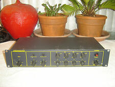 Intersound RV100, Spring Reverb, 4 Band Parametric Equalizer, Vintage Rack