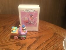 "Hallmark "" Here Comes Easter"". 1996 Ornament"
