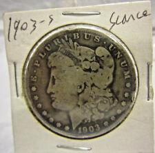 1903-S Morgan Silver Dollar