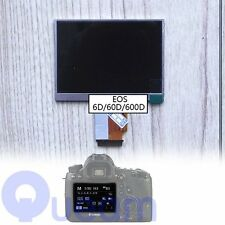 LCD Display Screen Replacement Part For Canon EOS 6D 60D 600D Repair