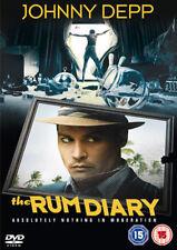The Rum Diary (DVD, 2012)