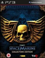 Warhammer 40.000 Space Marine Collectors Edition Game Ps3