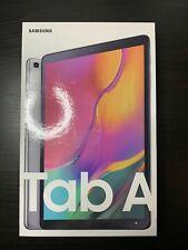 Samsung Galaxy Tab A (2019) 64GB, Wi-Fi, 10.1in - Silver...
