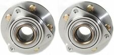 Hub Bearing Assembly for 1996 Chrysler Concorde Fit ALL TYPES Wheel-Front Set