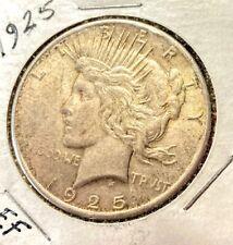 1925 Peace Dollars P&S Mints