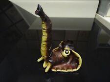 Ellie The Elephant Ceramic Tobacco Pipe w/ 5 Screens < glass alternative 1541