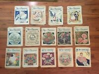 Large Lot Mon Ouvrage French Womens Fashion Needlework Publication 1925-1938