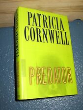 Predator by Patricia Cornwell HARDCOVER 1ST FIRST EDITION 0399152830