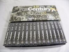 The Century by Peter Jennings and Todd Brewster 15 Audio Cassettes  Listening