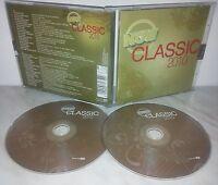2 CD NOW CLASSIC 2010 - PUCCINI - VIVALDI - BACH - HANDEL