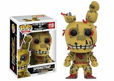 Five Nights at Freddy's Springtrap Funko Vinyl Pop! Figure #110