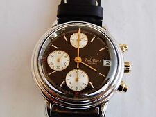 orologio paul picot chrono 1996 automatico acciaio uomo