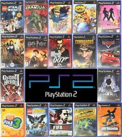 Sony PlayStation 2 PS2 Games A-L  Pick Up Your Game Multi Buy Discount Free P&P