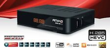 Amiko Mini HD265 FTA Receiver DVB-S2 H.265 HEVC With NTP