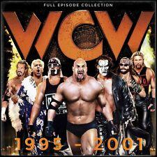 "WCW ""Nitro & Thunder"" Full Episode Collection (1995-2001)"