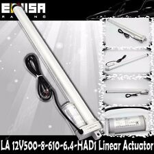 """20"""" Stroke Linear Actuator 220lbs Max Lift for Car Boat 8mm/s Spd DC 12V HAD1"""