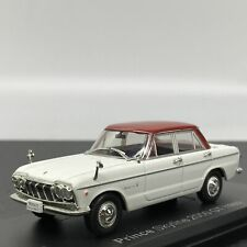 Mini Car Norev Prince Skyline 2000 GT 1965 1/43 Scale Box Display Diecast Vol 45