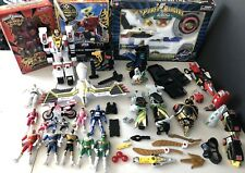 Power Rangers NIB Sealed 20th Anniversary Samurai Megazord Figure + More Lot