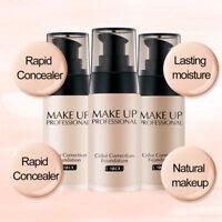 Makeup Base Face Color Correction Liquid Foundation Moisture Concealer 40ml