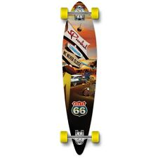 Yocaher Pintail Longboard Complete - Route 66 Series - Diner