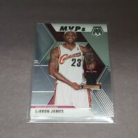 2019-20 Panini Mosaic Basketball MVP LeBron James Cleveland
