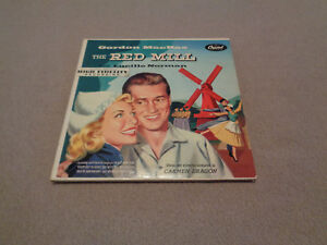 "Gordon MacRae ‎– The Red Mill - Capitol 7"" Vinyl 45 EP - Double Set Gatefold PS"