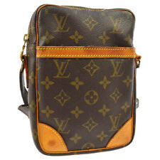LOUIS VUITTON DANUBE CROSS BODY SHOULDER BAG MONOGRAM M45266 SL0062 A48456