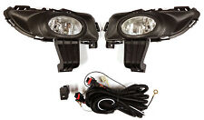 FOG LIGHT KIT SPOT LAMP SET for MAZDA 3 BK SEDAN SERIES 1 1/2004-4/2006