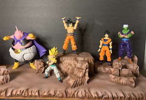 Dragonball Z: Earth Rocky Base 2 Pack For Sh Figuarts