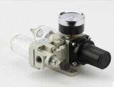 Air Control Unit Filter Regulator Lubricator Oil Water Trap Compressor AC2010-0