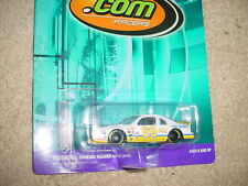 JOHNNY LIGHTNING PLAYING CBS SPORTS.COM RACER RACE CAR MIP FREE USA SHIPPING