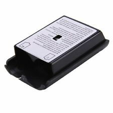 Lot Of 2 2PCS Black Battery Pack Cover Shell Case Kit For Xbox 360 Wireless 3Z
