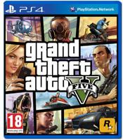 GTA 5 PS4 V Grand Theft Auto V  PRISTINE Same Day Dispatch Super Fast Delivery
