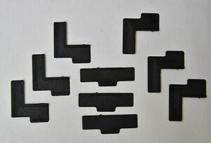 9x Jobo Varioformat equipment photo easel masking strips 07033 07034 07035