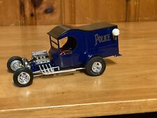 Built customized 27 t copout paddy wagon