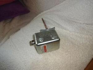 Rauchgas-Thermostat WS 519 !! Schaltpunkt 100°C Cetrotec