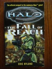 Halo: The Fall of Reach - Eric Nylund Fine PB Copy 2001 Del Rey
