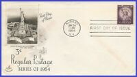 US #1035 U/A ARTCRAFT FDC   Statue of Liberty