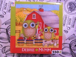Debbie Mumm Jigsaw Puzzle - 550 Pieces - Ceaco